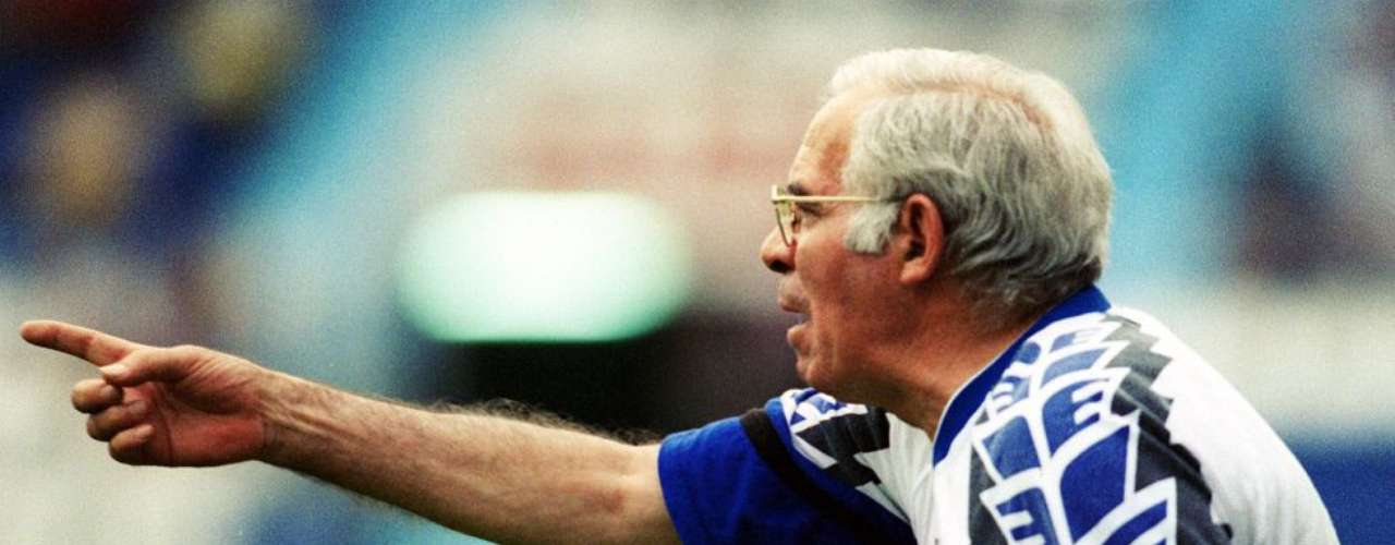 'El Sabio de Hortaleza' dirigió alOviedo en la temporada 1999-2000.