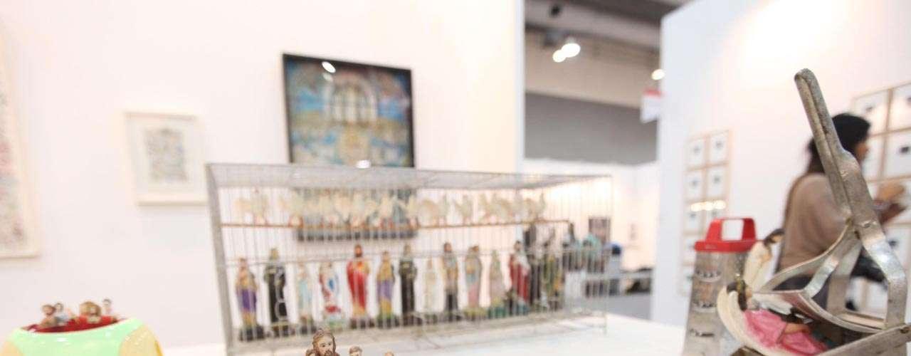 Los espacios de exposición se dividen en: Principal, Nuevas Propuestas, Zona Maco Sur, Diseño y Arte Moderno.