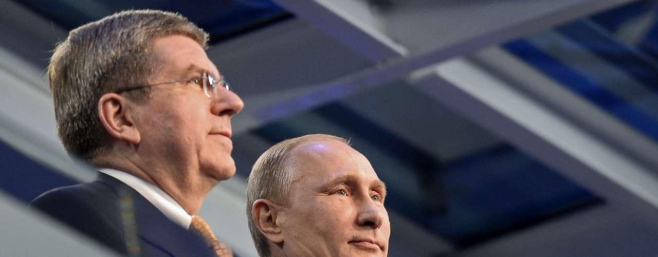 Problemas de corrupción, derechos humanos, discriminación y de seguridad son los temas que han sido abordados en estos días previos al inicio del magno evento en Sochi.