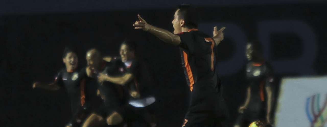 Alebrijes derrotó por la mínima diferencia (1-0) a Dorados de Sinaloa.