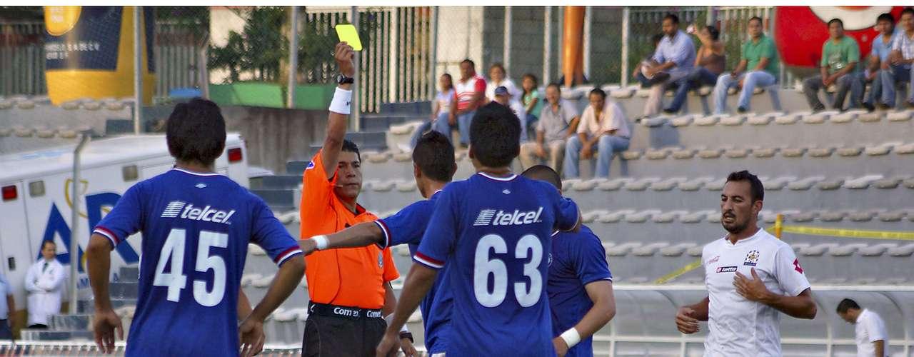 Altamira y Cruz Azul Hidalgo dividieron puntos tras un cerrado 2-2.