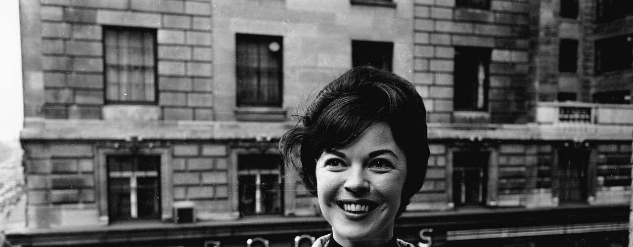 Imagen de la estrella de Hollywood en 1965.