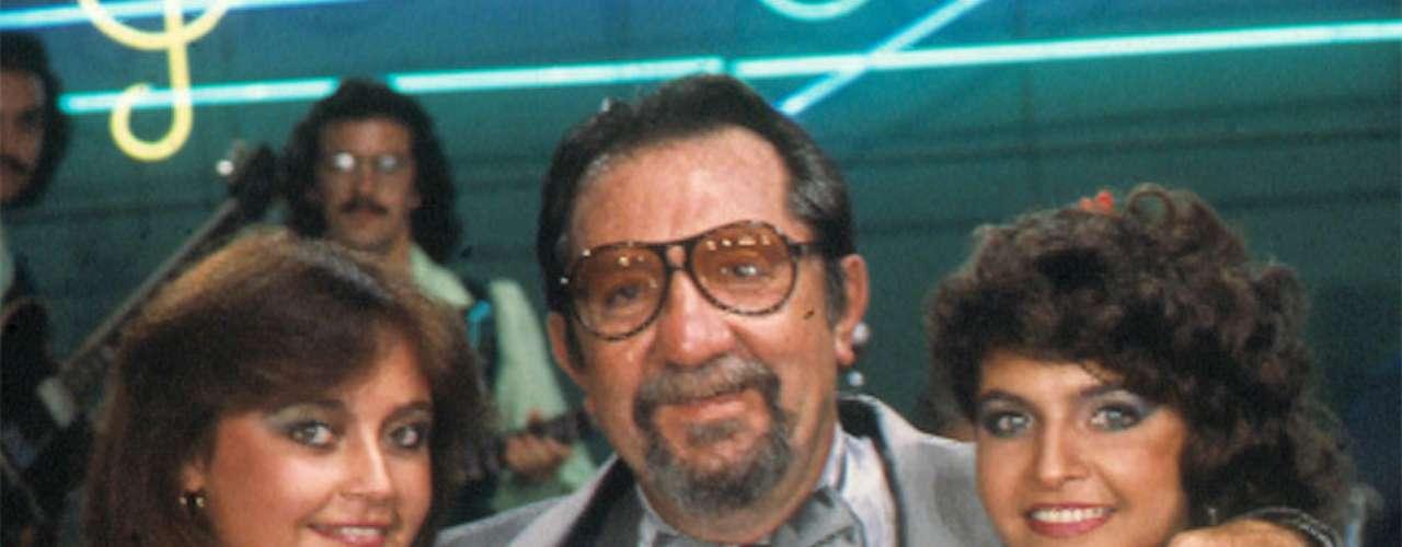 Su programa 'Charlas con Pacheco' fue el preferido de los televidentes por años.