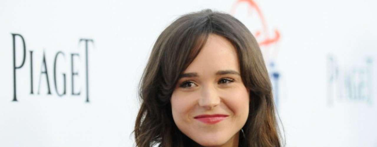 La actriz Ellen Page salió del clóset durante un evento a favor de la juventud homosexual en febrero de 2014. La protagonista de 'Juno: Crecer, Correr y Tropezar' dijo: \