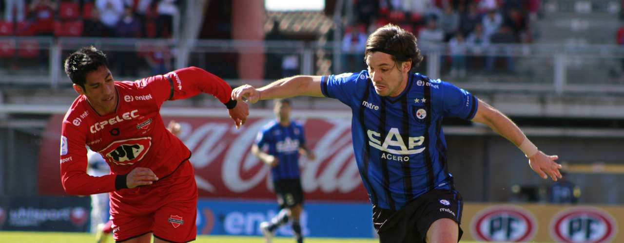 Huachipato vs Ñublense, 21:30 horas,  Estadio CAP