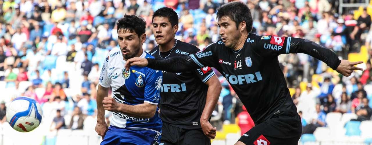 Iquique vs Antofagasta, 22:00 horas, Estadio Tierra de Campeones