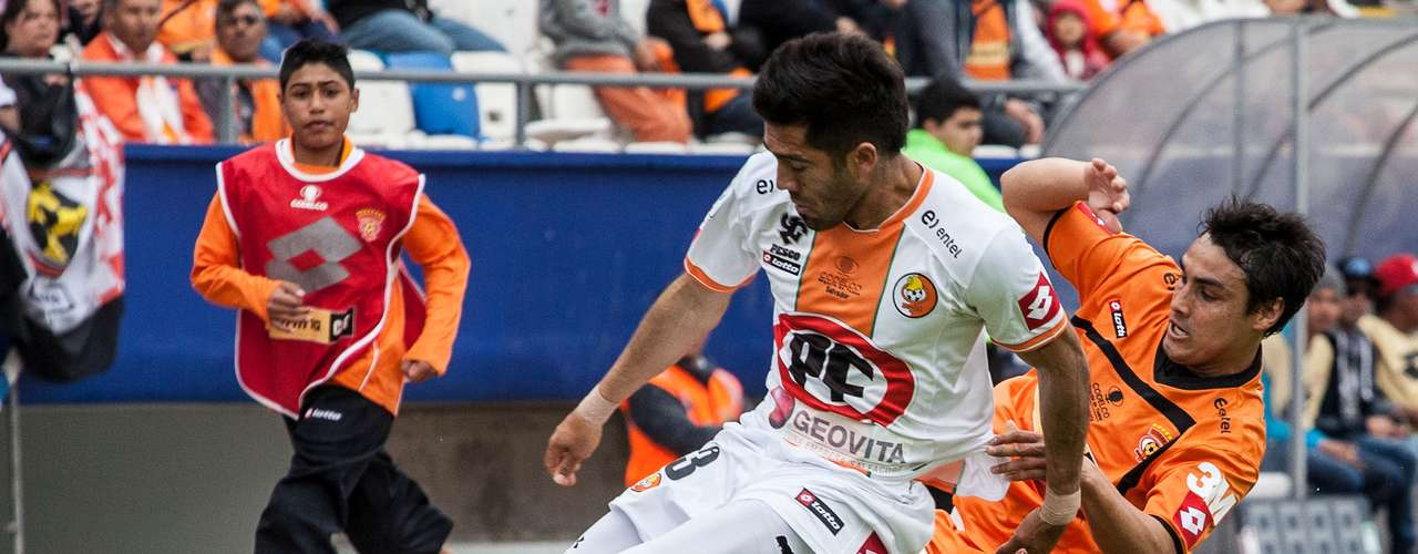 Cobresal vs Cobreloa, 16:30 horas, Estadio El Cobre