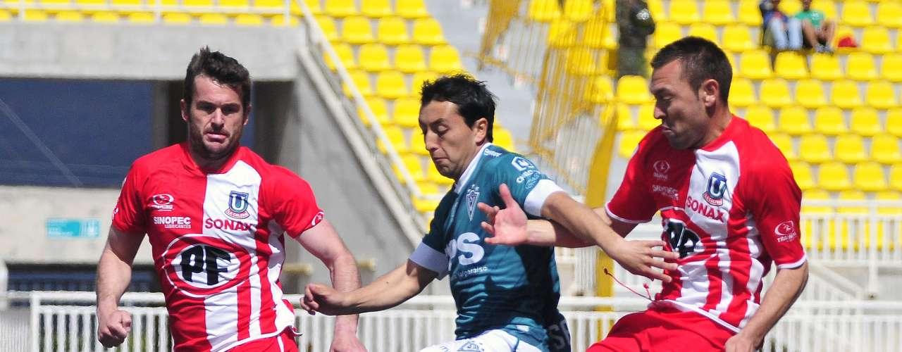 Santiago Wanderers vs Unión La Calera, 16:30 horas, Estadio Elías Figueroa
