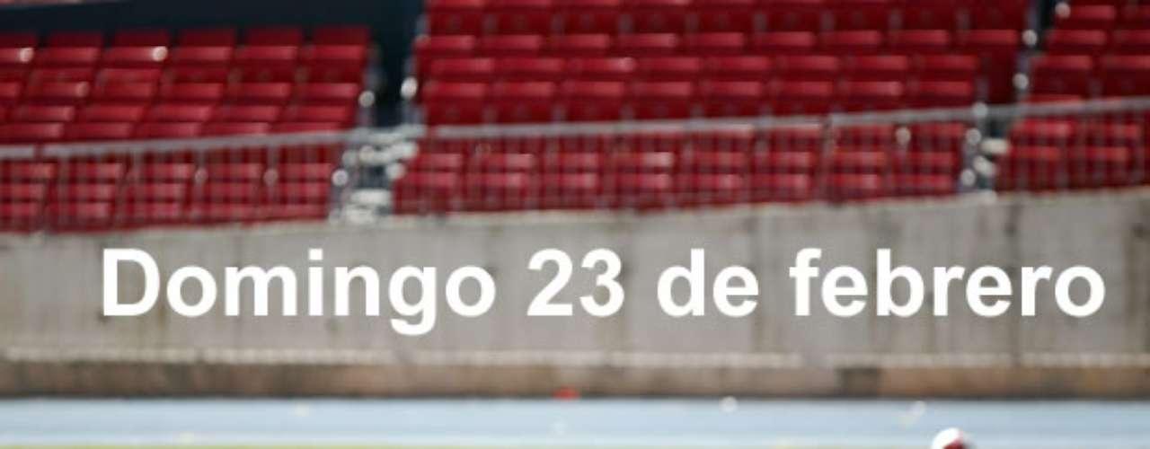 Un atractivo panorama de partidos es el que ofrece la octava fecha del Torneo de Clausura 2014.