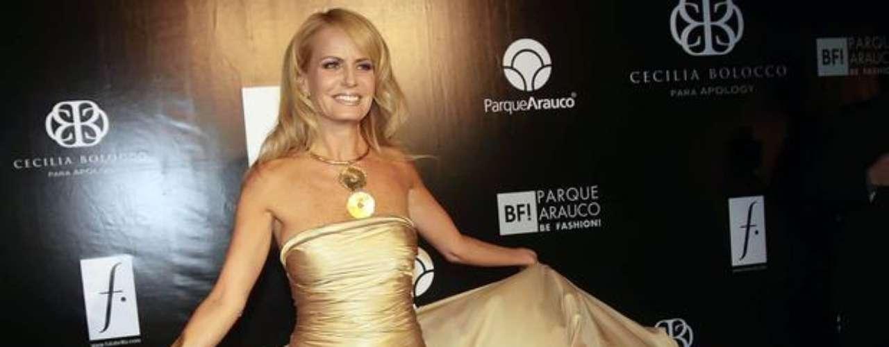 Cecilia Bolocco, 48 años.