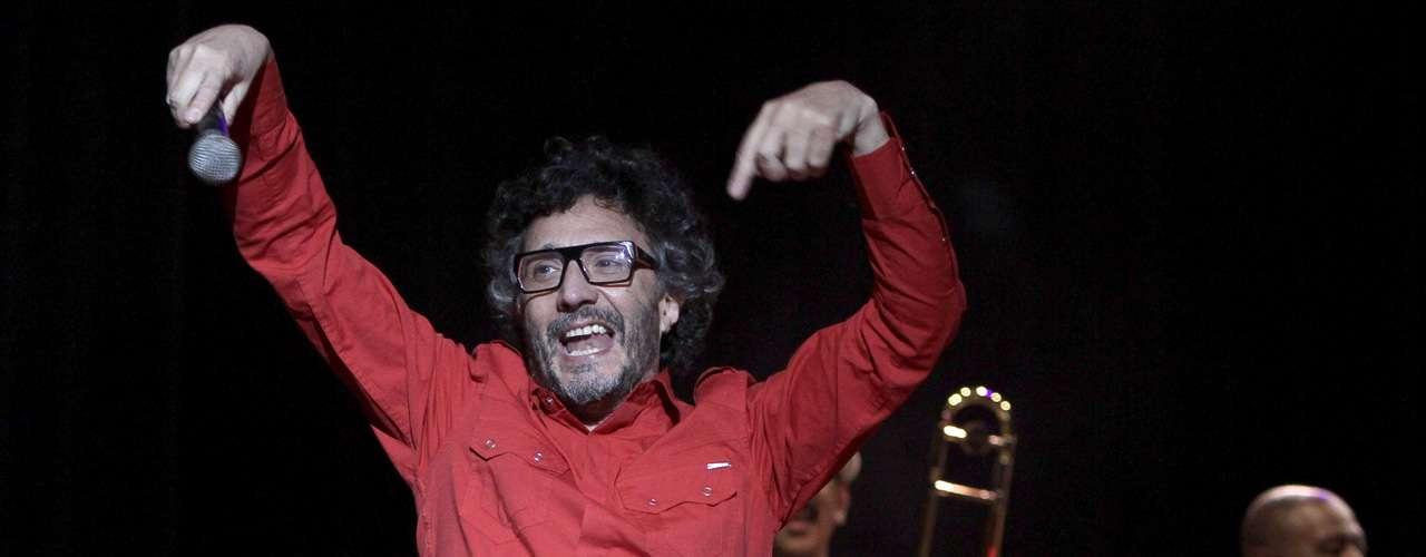 El compositor argentino,Fito Páez se presentará el lunes 24 de febrero con su álbum más reciente 'Yo te Amo'.