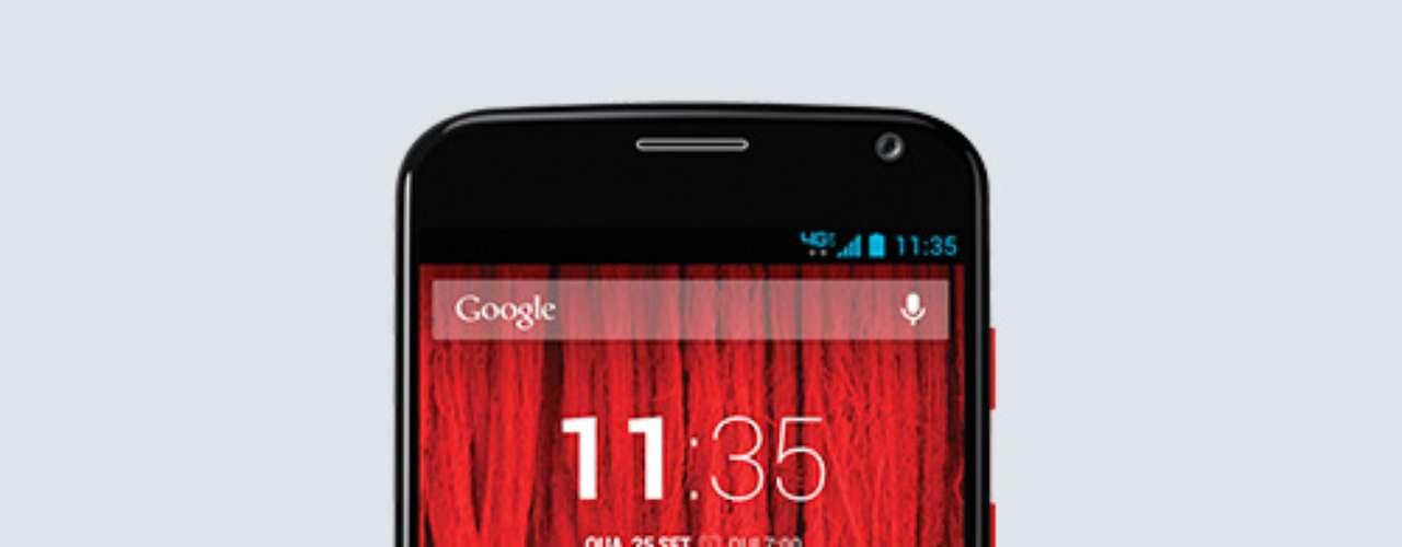 5º - Motorola Moto X - Antes de ser comprada por Lenovo, Motorola lanzó el Moto X, el hijo pródigo de la unión entre la japonesa y Google