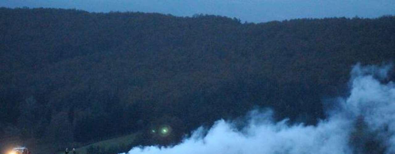 11 de febrero 2014: Un avión de transporte militar se estrelló en una zona montañosa de la provincia oriental argelina de Um al Buagui, cobrando la vida de al menos 123 personas.