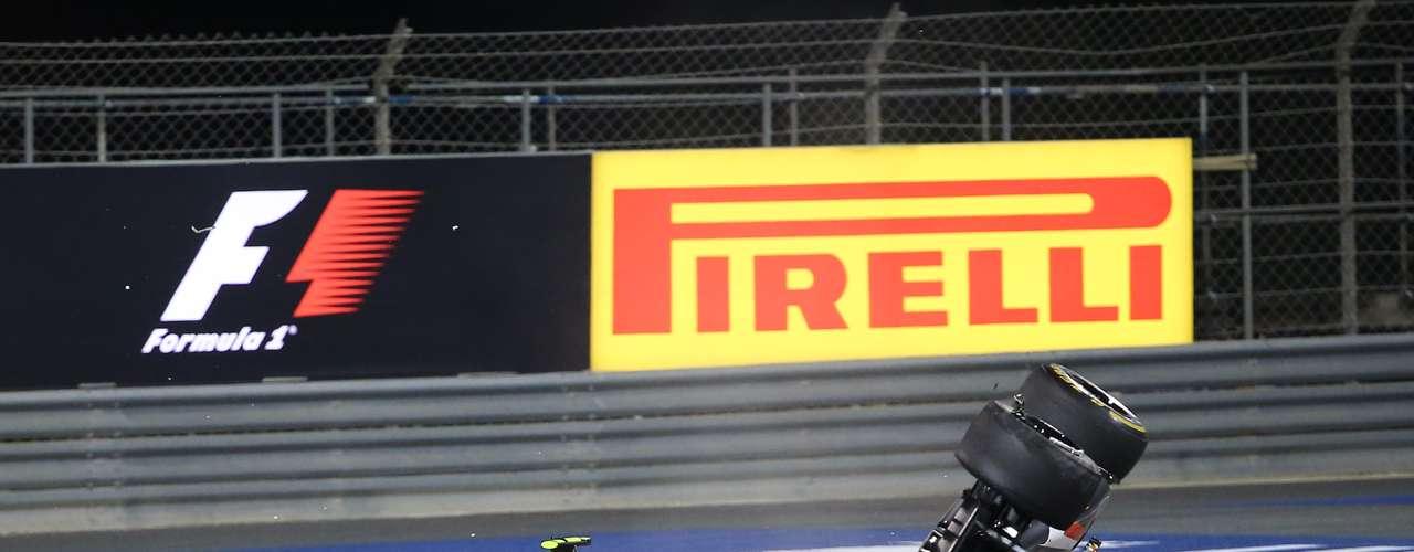 El incidente fue investigado por la FIA.
