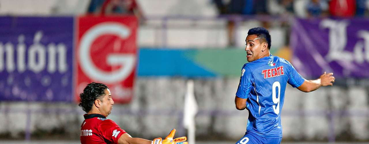 Ballenas Galeana derrotó por la mínima diferencia (1-0) al Celaya.