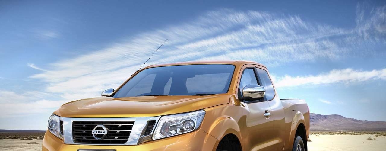 All New Nissan Navarra 2014 | Autos Post