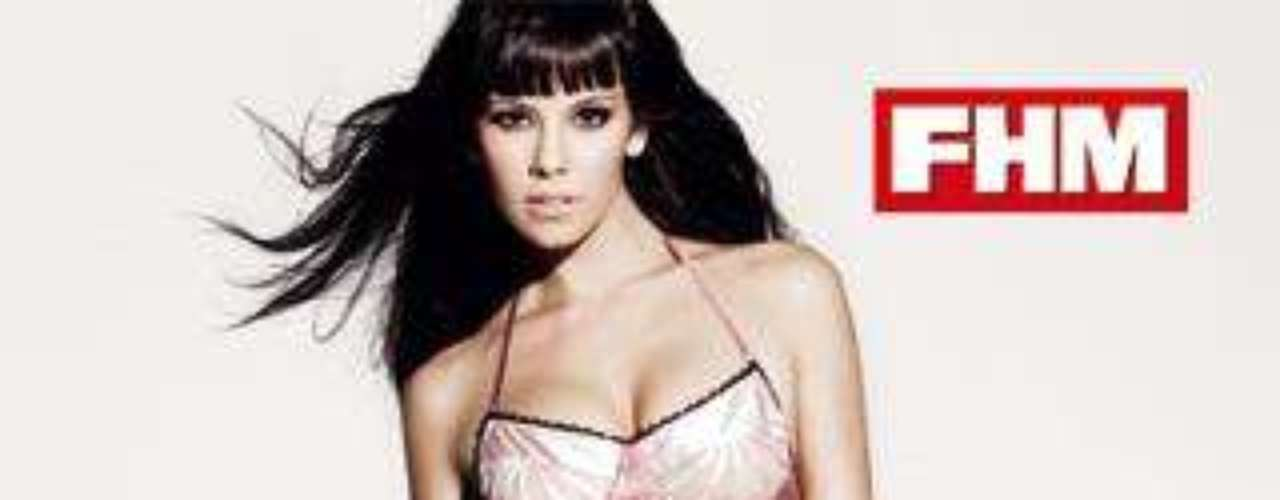 Cristina Pedroche posó para 'FHM' en el mes de marzo.