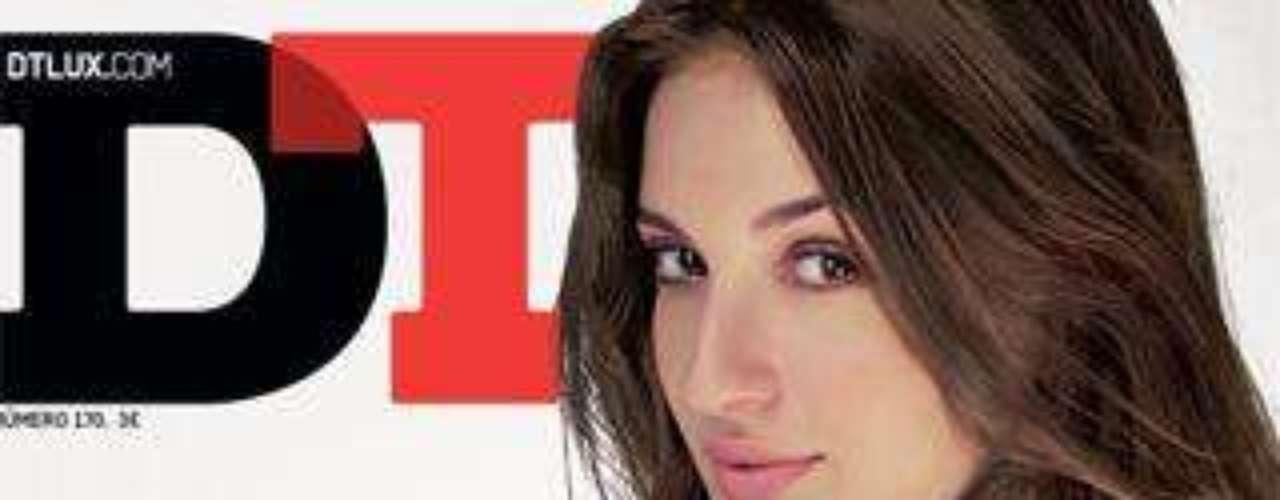 Maria Valverde estrena el año 2011 posando para 'DT'.