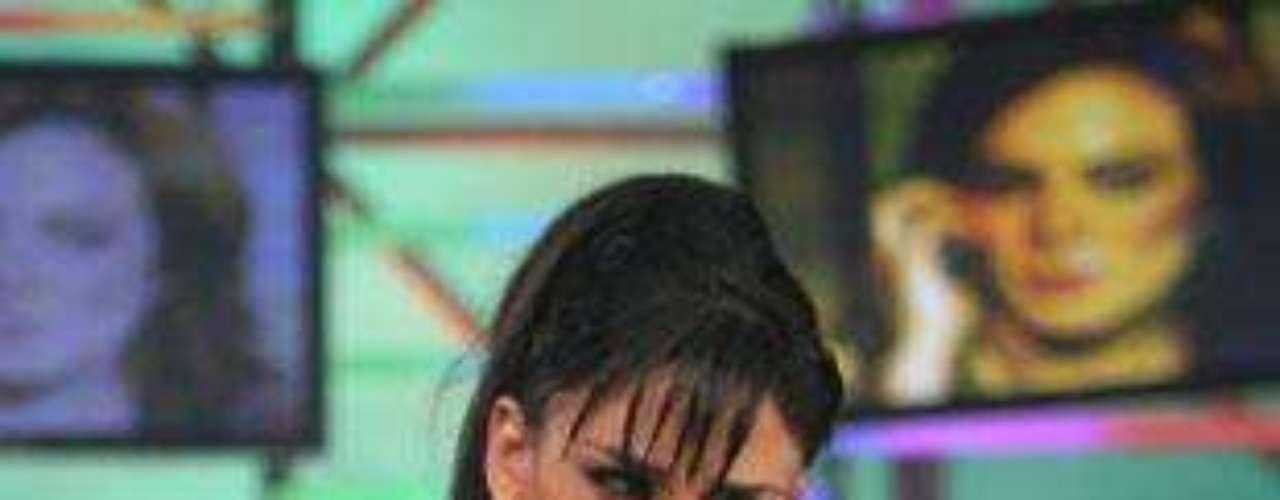 La modelo y actriz argentina, Dorismar, da vida 'Linda' la amantede 'Osvaldo' en la telenovela 'Triunfo del amor'.