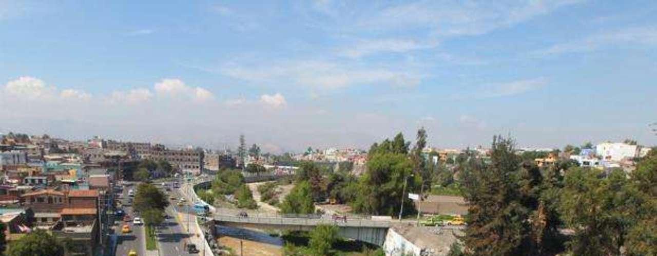 Río Chili – Arequipa.