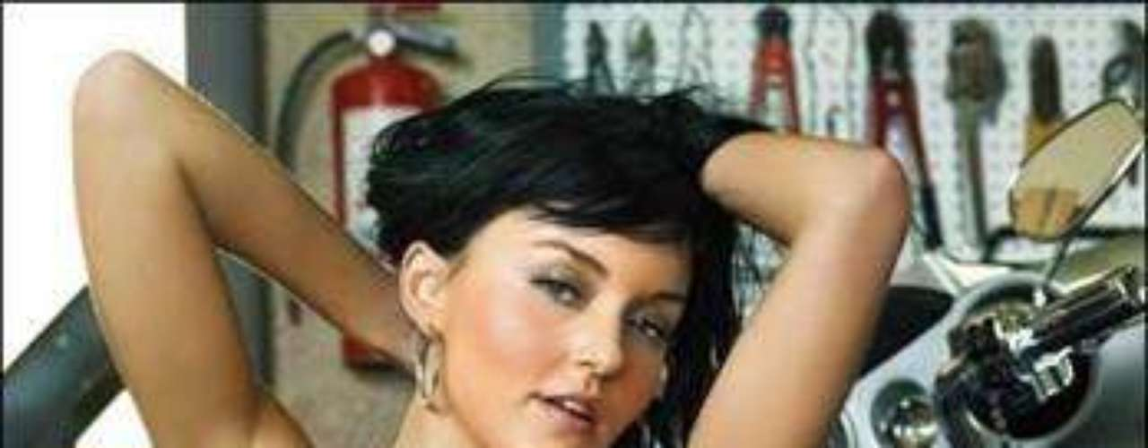 Angelique Boyer.