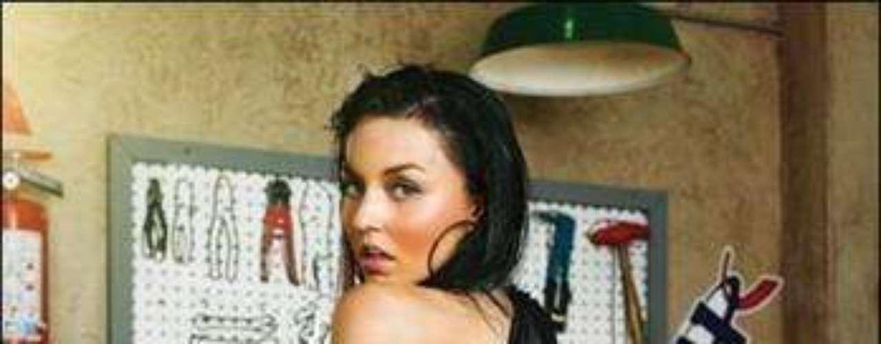 Angelique Boyer.