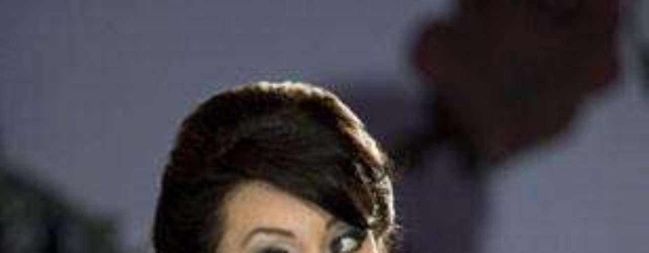 Angelique Boyer protagonizó la nueva versión de 'Teresa', exitosa telenovela del 2010.
