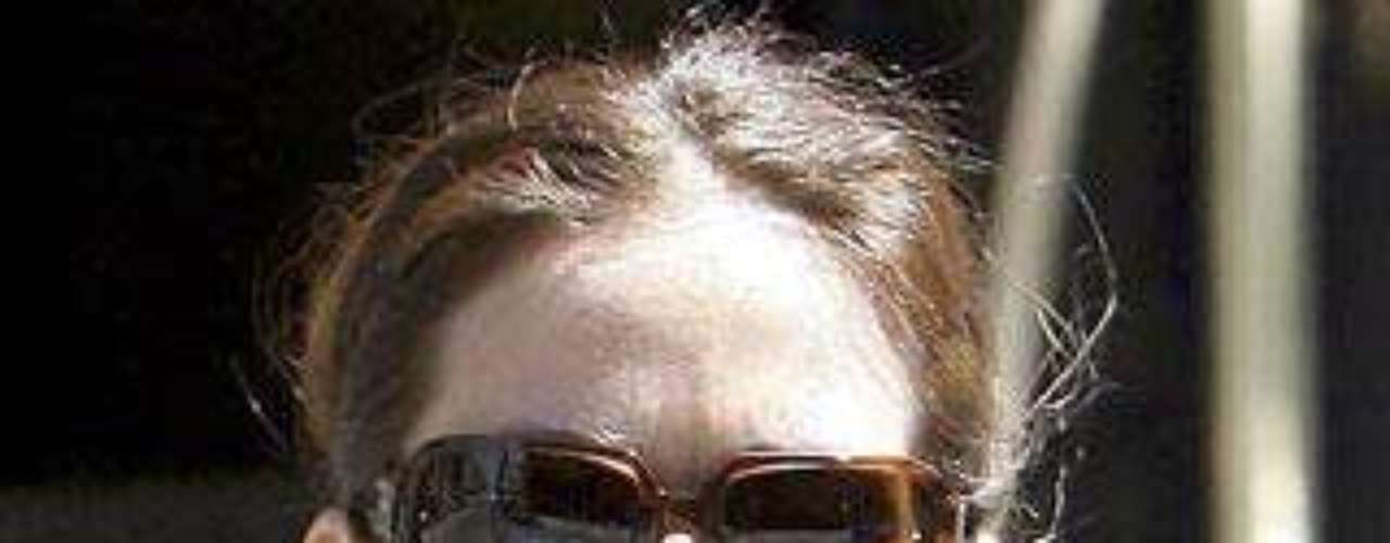 Las malas pulgas de Julia Roberts con la prensa.