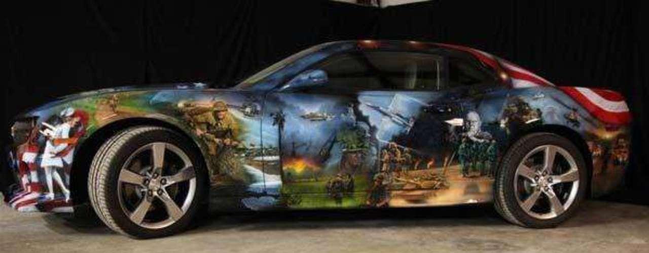 Foto Chevrolet Camaro American Pride