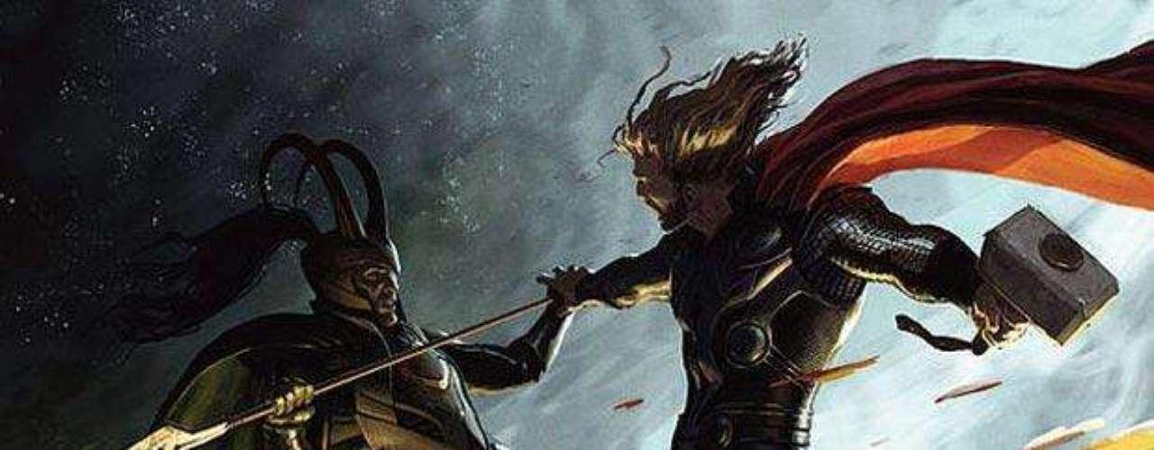 El poderoso pero arrogante guerrero 'Thor' es expulsado del fantástico reino de Asgard y enviado a vivir entre los humanos en la Tierra. Cuando una mortal amenaza se cierne sobre el planeta, 'Thor' debe descubrir el héroe que habita en su interior para convertirse en un defensor de su nuevo hogar.