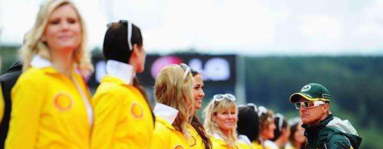 Fotos Las chicas de la Formula 1 2011