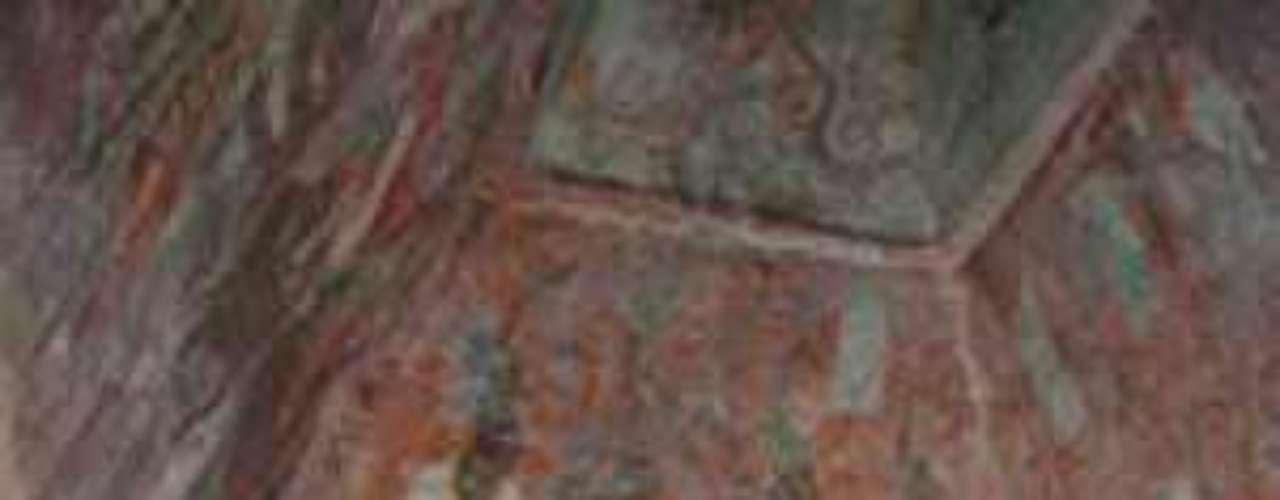 5. Bonampak. Se localiza en Chiapas y conserva muchas de sus pinturas y frescos originales. Eso la hace diferente del resto de los centros ceremoniales mayas. Admirar su belleza es una experiencia que no debes perderte.