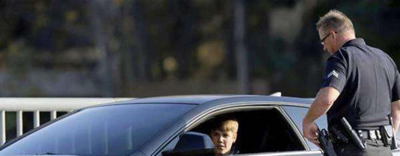 Fotos Los autos de Justin Bieber y Selena Gomez