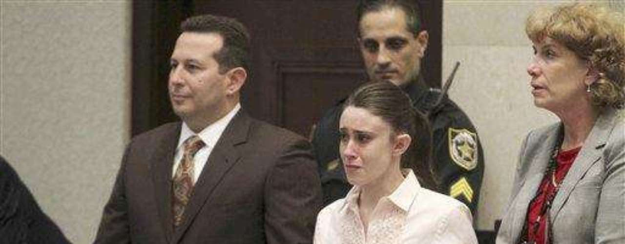 July 5, 2011: Casey Anthony acquitted of murdering Caylee but convicted of lying to police.Casey Anthony Verdict: Found Not Guilty Of MurderingPublic Outrage Over Casey Anthony VerdictDefensa de Casey Anthony afirma que su hija se ahogó