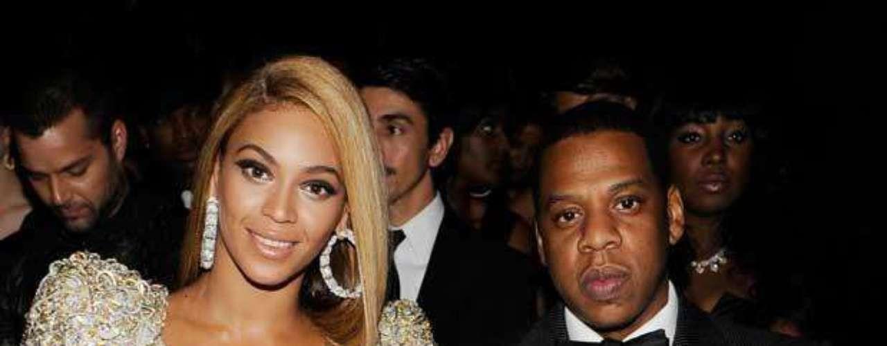Matrimonio: Jay-Z y Beyonce.