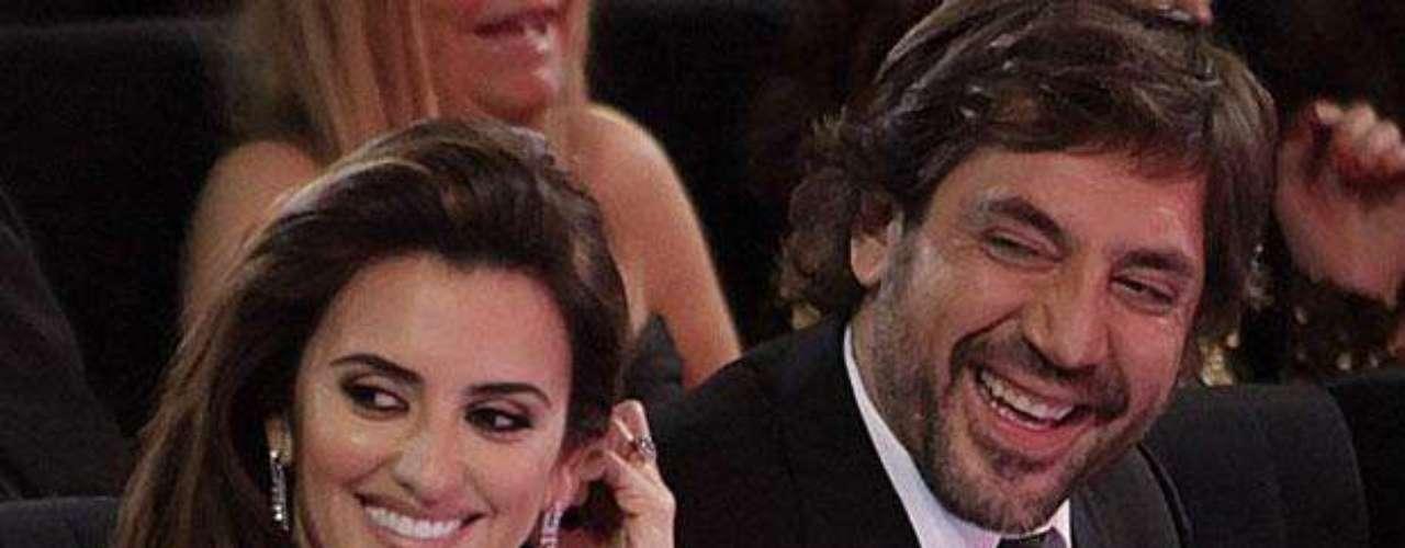 Matrimonio: Javier Bardem y Penélope Cruz.