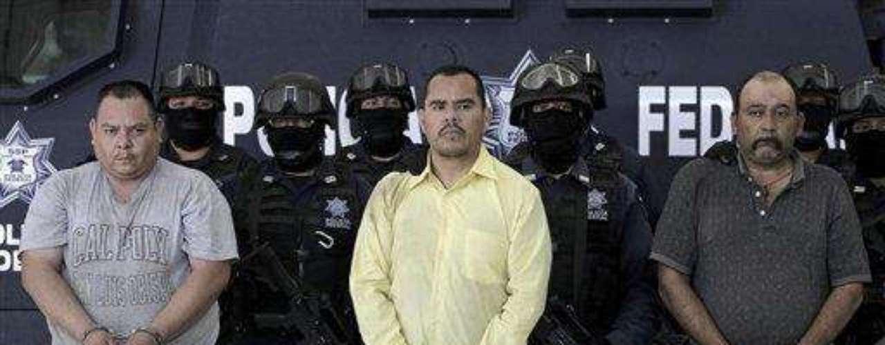 Autoridades federales detuvieron a Marco Antonio Guzmán, alias \