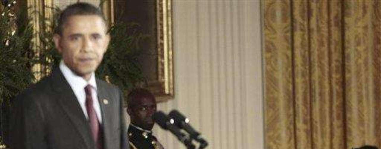El soldado fue el octavo militar que recibió una Medalla de Honor por acciones meritorias en las operaciones \
