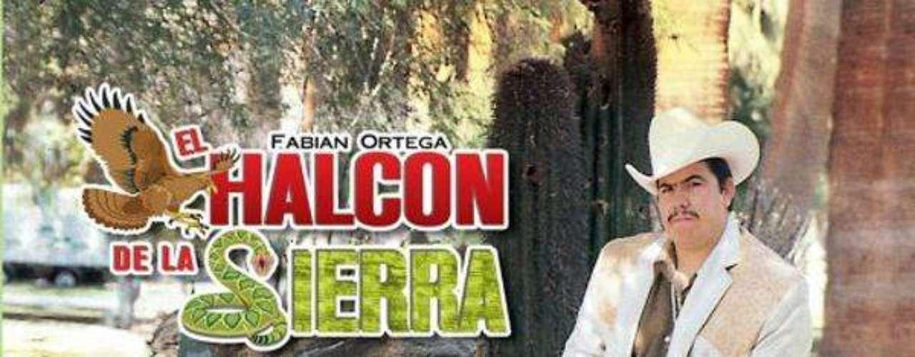 El cantante Fabián Ortega, mejor conocido como el 'Halcón de la Sierra', fue asesinado el 19 de octubre del 2010.