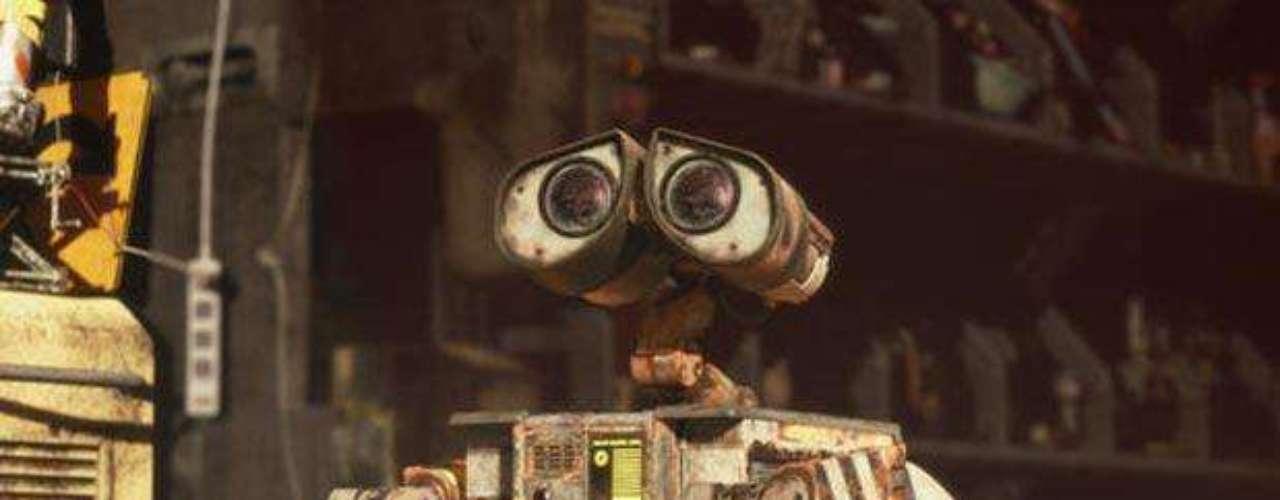 #2 - 'WALL·E' (2008) - \