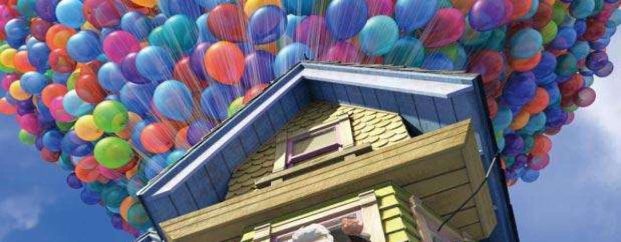 #7 - 'UP: Una Aventura de Altura' (2009) - \
