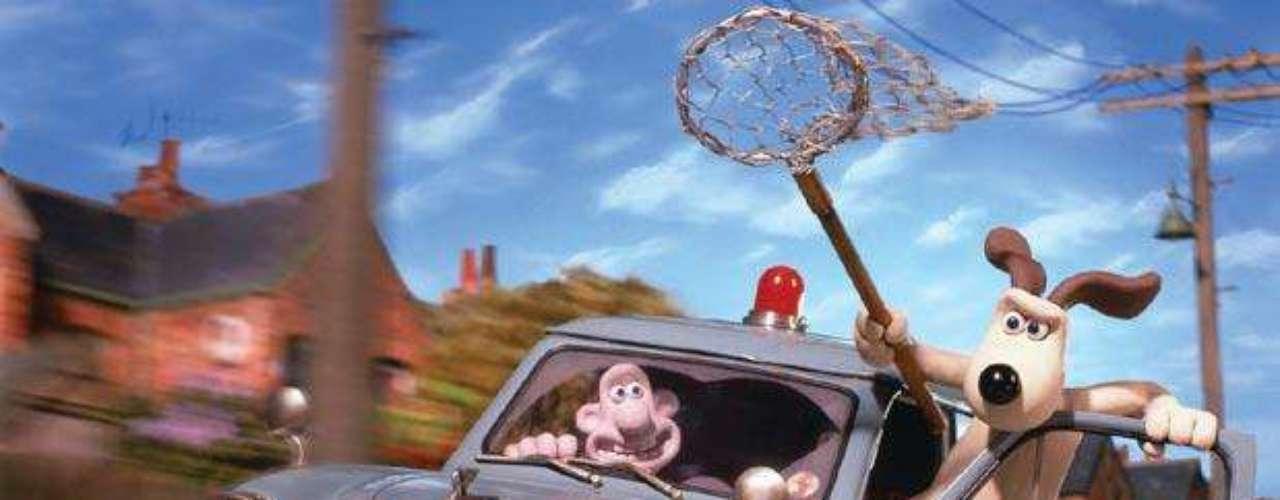 #15 - 'Wallace y Gromit: La Batalla de los Vegetales' (2005) - \