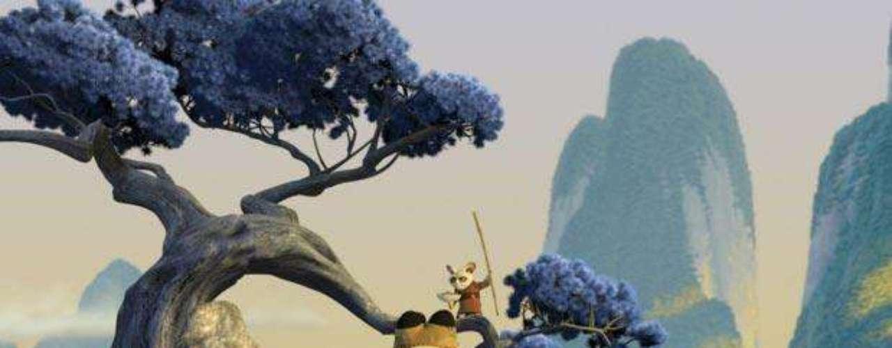 #21 - 'Kung Fu Panda' (2008) - \