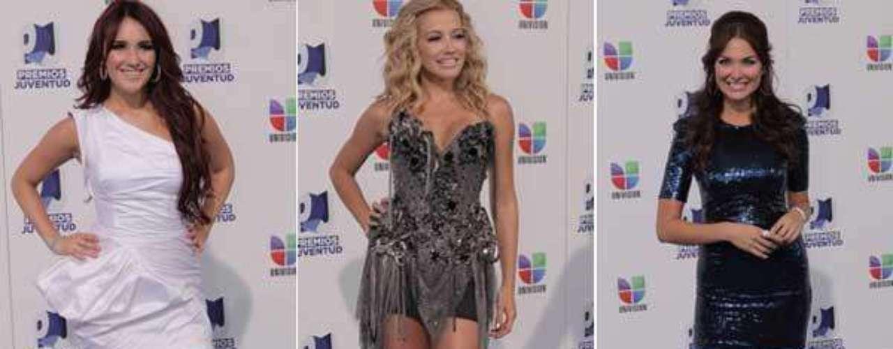 Tus estrellas favoritas desfilaron por la Alfombra Azul de los Premios Juventud 2011. ¡Mira los que acertaron con el look y los que no! Los mejor y peor vestidos de la mágina noche...
