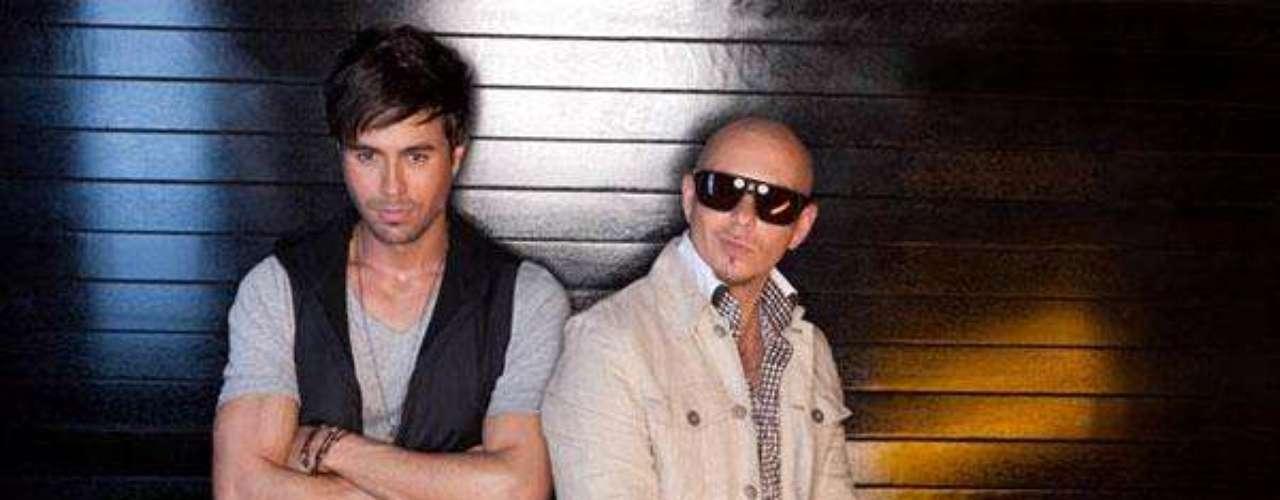 """Junto a Enrique Iglesias aparecióen """"I Like It""""."""