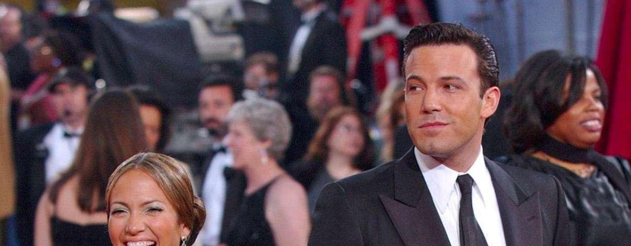 Ben Afleck le llevaba varios centimetros a Jennifer López.