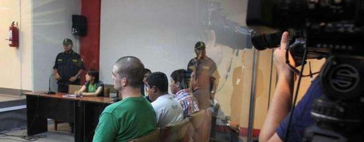 Los medios estaban atentos a la setencia por parte de los jueces peruanos hasta que se conoció que Van der Sloot pagará una condena de 28 años