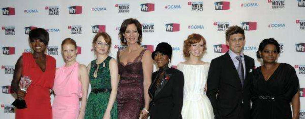 Critics Choice Movie Awards Press Room
