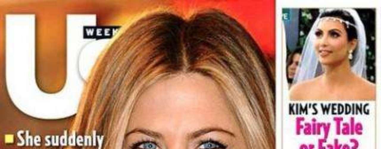 Us Weekly también se suma a las revistas que embarazaron a Jennifer Aniston.