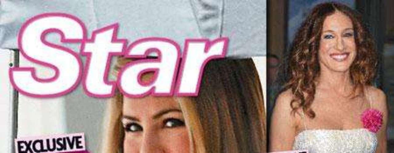 Madre, finalmente!: otra portada más de la revista Star.
